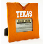 Uniformed Scrapbooks of America - Single 4 x 6 Frame - University of Texas at Austin