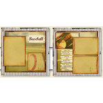 Uniformed Scrapbooks of America - 12 x 12 Page Kit - Vintage Baseball