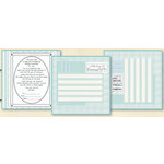 Uniformed Scrapbooks of America - 8 x 8 Page Kit - Little Boy