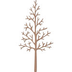 Leaky Shed Studio - Chipboard Shapes - 9 Inch Christmas Tree
