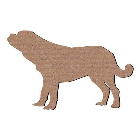 Leaky Shed Studio - Animal Collection - Chipboard Shapes - Labrador 2