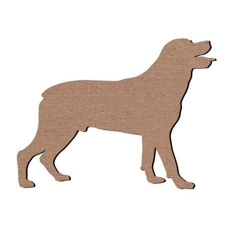 Leaky Shed Studio - Animal Collection - Chipboard Shapes - Labrador 3