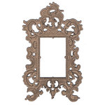 Leaky Shed Studio - Chipboard Shapes - Victorian Mirror Frame