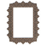 Leaky Shed Studio - Chipboard Shapes - Lace Rectangle Frame