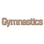 Leaky Shed Studio - Sport Collection - Chipboard Words - Gymnastics