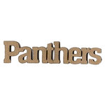 Leaky Shed Studio - Mascot Collection - Chipboard Words - Panthers