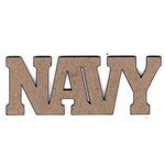 Leaky Shed Studio - Chipboard Words - Navy