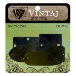 Vintaj Metal Brass Company - Arte Metal - Hardware - Plates