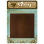 Vintaj Metal Brass Company - Metal Altered Blank Canvas - 3 x 3