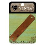 Vintaj Metal Brass Company - Artisan Copper - Metal Altered Blank - Copper ID Bracelet