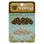 Vintaj Metal Brass Company - Metal Embellishments - Decorative Washers