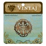 Vintaj Metal Brass Company - Metal Embellishments - Garden Trellis Filigree