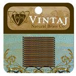 Vintaj Metal Brass Company - Metal Jewelry Hardware - Head Pin - Short