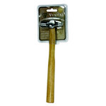 Vintaj Metal Brass Company - Tools - 4 Ounce Ball Pein Hammer