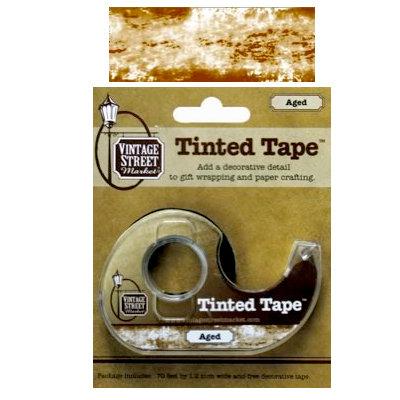 Vintage Street Market - Tinted Tape - Aged