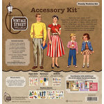 Vintage Street Market - Family Fun Collection - Fashion Accessory Kit