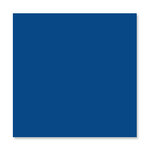 WorldWin - ColorMates - 12 x 12 Cardstock Pack - 50 Sheets - Deep Hawaiian Blue, CLEARANCE
