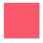 WorldWin - ColorMates - 12 x 12 Cardstock Pack - 50 Sheets - Deep Pretty Pink, CLEARANCE