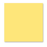 WorldWin - ColorMates - 12 x 12 Cardstock Pack - 50 Sheets - Dark Totally Tan, CLEARANCE