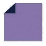 WorldWin - DoubleMates - 12 x 12 Cardstock Pack - 50 Sheets - Lovely Lilac, CLEARANCE