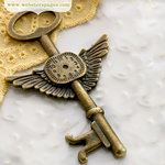 Websters Pages - Perfect Bulks - Metal Embellishments - Key Charm