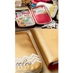 Websters Pages - Color Crush Collection - CraftMate Folio - Gold, COMING SOON