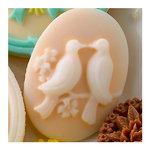 Websters Pages - Best Friends Collection - Kissing Birds Cameo