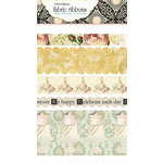 Websters Pages - In Love Collection - Fabric Ribbons
