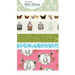 Websters Pages - Everyday Poetry Collection - Fabric Ribbons