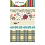 Websters Pages - Game On Collection - Fabric Ribbons
