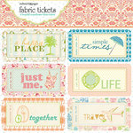 Websters Pages - The Palm Beach Collection - Fabric Tickets