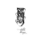 Websters Pages - Unity Stamp - Itty Bitty - Unmounted Rubber Stamp Set - The Little Things