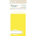 Websters Pages - Composition and Color Collection - Mini Craft Bags - Yellow