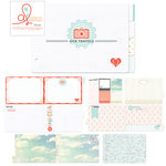 Websters Pages - Our Travels Collection - Chipboard Album