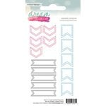 Websters Pages - Dream in Color Collection - Paperclips