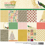 Websters Pages - Royal Christmas Collection - Petite Paper - 6 x 6 Paper Pack