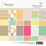 Websters Pages - Sweet Notes Collection - 6 x 6 Paper Pad