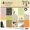 Websters Pages - Once Upon a Halloween Collection - 12 x 12 Paper Pad Collection