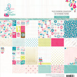 Websters Pages - Sweet Routine Collection - 12 x 12 Paper Pad