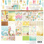 Websters Pages - Nest Collection - 12 x 12 Paper Pad