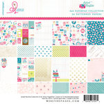 Websters Pages - Sweet Routine Collection - 6 x 6 Paper Pad