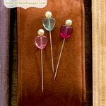 Websters Pages - Quick Picks Collection - Heart Pins