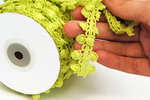 Websters Pages - Designer Ribbon - Green Vintage - 30 Yards