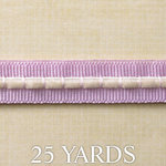 Websters Pages - Designer Ribbon - Lavender - 25 Yards