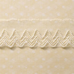 Websters Pages - Designer Ribbon - Winner Ruffle - 25 Yards