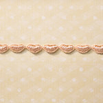 Websters Pages - Designer Ribbon - Pink Hearts - 25 Yards