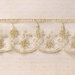 Websters Pages - Designer Ribbon - Lace Gold - 25 Yards