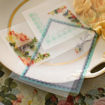 Websters Pages - Country Estate Collection - 4 x 6 Layered Transparency Pack
