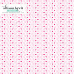 Websters Pages - Sweet Notes Collection - 12 x 12 Transparency - Love This