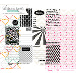 Websters Pages - Sweet Notes Collection - 12 x 12 Transparency Starter Kit